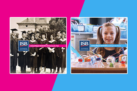 Announcing the 2016-2017 ISB Annual Report