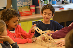 Catapult Collaboration in Kindergarten