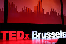 ISB High School Students Attend Brussels TEDx Talks 2018